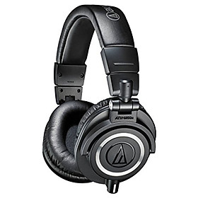 Tai nghe chụp tai Audio- Technica ATH-M50X - Hàng Nhập Khẩu