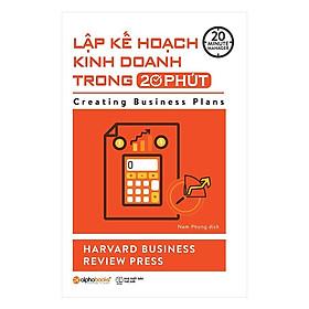 Sách - Lập kế hoạch kinh doanh trong 20 phút