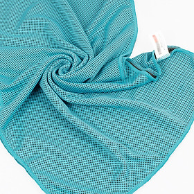 Absorbent Towel Towel Multicolor Water-Absorbing 5 Colors Cooling for Santo