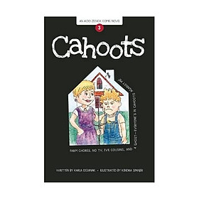 Cahoots (An Aldo Zelnick Comic Novel)