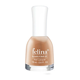 Sơn móng tay Felina 18ml CS215 - Cam Nude