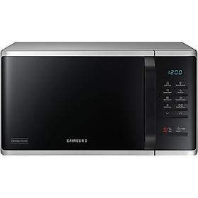 Lò Vi Sóng Tráng Men Samsung Dòng Vi Sóng MS23K3513AS (23 lít) - Hàng Chính Hãng