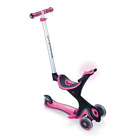 Xe trượt scooter GLOBBER EVO COMFORT PLAY – Hồng