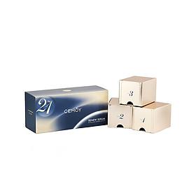 Cemoy 21 Days Goodnight Serum Anti-aging Brightening And Hydrating Essence21ml* 21 Packs