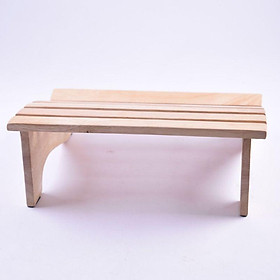 Ghế gỗ kê chân cho văn phòng, học sinh, sinh viên