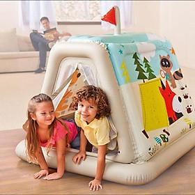 Lều bơm hơi đồ chơi trong nhà cho bé INTEX