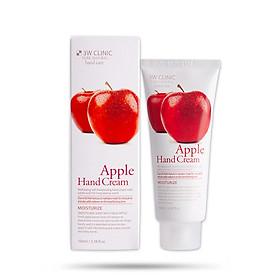 Kem Dưỡng Da Tay Hương Táo 3W Clinic Apple Hand Cream 100ml