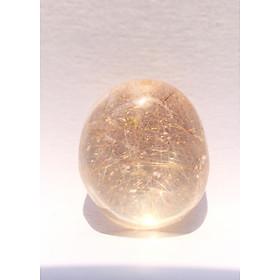 Mặt Dây Chuyền Thạch Anh Tóc Vàng nhỏ xinh NEJA Gemstones