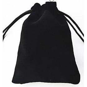 Túi Vải Nhung Dây Rút Đựng Trang Sức Điện Thoại - Hàng Nhập Khẩu