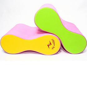 Phao bơi số 8 ( Phao kẹp chân ) dùng trong tập luyện, nhỏ gọn dễ sử dụng, di chuyển và bảo quản. màu sắc đa dạng phù hợp nhiều lứa tuổi - Giao màu ngẫu nhiên - Hàng chính hãng