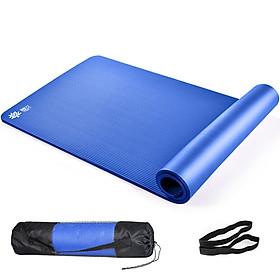 Thảm Tập Yoga Ortho Đa Chức Năng (185 x 80cm 10mm)-0
