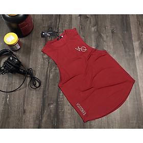 áo thun nam tập gym cao cấp thun lạnh 4 chiều