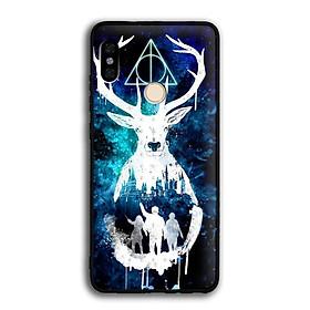 Ốp lưng Harry Potter cho điện thoại Xiaomi Redmi Note 5/ Note 5 Pro - Viền TPU dẻo - 02081 7769 HP01 - Hàng Chính Hãng