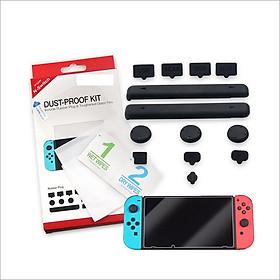 bộ kit chống bụi 12 tấm cho nintendo switch