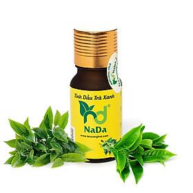 Tinh dầu trà xanh nguyên chất Nada
