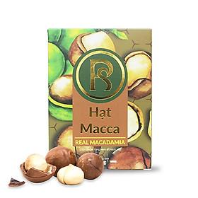 Hạt Macca Dinh Dưỡng Cho Mẹ Bầu Real Food Store (Hộp 400gr)