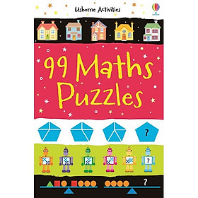 Usborne 99 Maths Puzzles