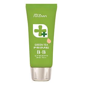 Kem Nền Đa Năng Trà Xanh Mira Aroma Prime Green Tea B.B Cream (30ml)