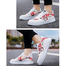 Giày nam sneaker thể thao họa tiết-3