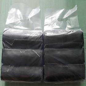 6 Cuộn Túi Rác màu đen