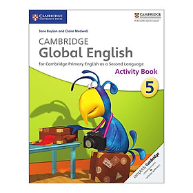 Cambridge Global English Stage 5: Activity Book