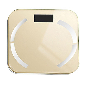 Body Fat Bathroom Weighing Scales Digital BMI Smart Bluetooth Weight BMI Checker