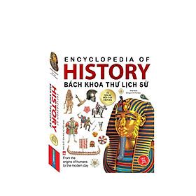 Bách khoa thư lịch sử (bìa mềm)