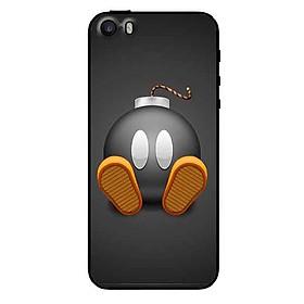 Ốp in cho iPhone 5/5s/5se mẫu Boom M