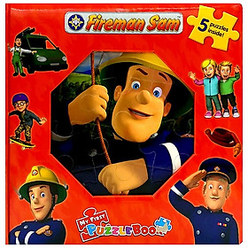 Fireman Sam : My First Puzzle Book