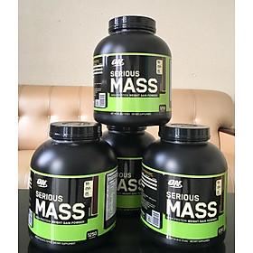 Serious Mass 6Lbs - Sữa tăng cân cho người gầy, bổ sung đầy đủ thành phần dinh dưỡng