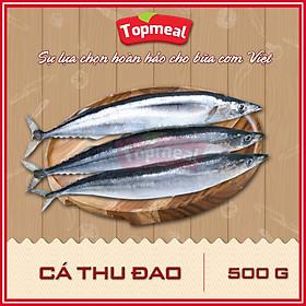 HCM - Cá thu đao (500g) - Thích hợp với các món kho cay, chiên, nướng - [Giao nhanh TPHCM]