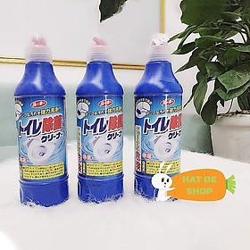 Nước Tẩy Toilet Siêu Đậm Đặc Nhật Bản Dung Dịch Tẩy Rửa Vệ Sinh 500ml