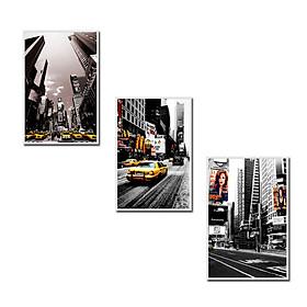 Decal trang trí tường phong cảnh New York Hoa Kỳ Tipo_017