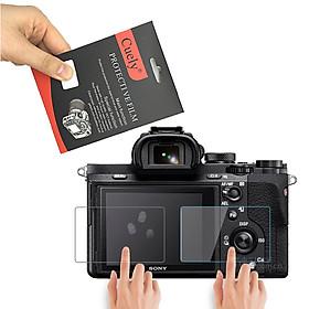 Miếng dán màn hình cường lực cho máy ảnh Sony RX1/A7RMIII/A7MII/A7SMII/A7R3