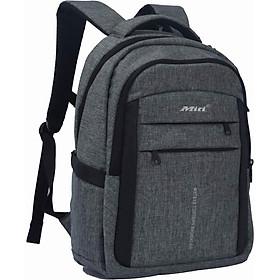 Balo Laptop Miti BL3740, chính hãng, 15.6 inch, đi làm, đi học, công sở