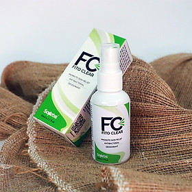 Xịt ngăn ngừa nấm móng tay và móng chân - FITO CLEAR