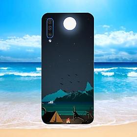 Hình đại diện sản phẩm Ốp lưng điện thoại Samsung Galaxy A7 2018/A750 - sắc màu MS SMD004-Hàng Chính Hãng Cao Cấp