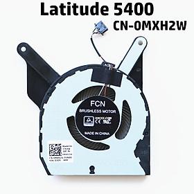DC28000MRFL DP/N:0MXH2W For Dell Latitude 5400 Cpu Cooling Fan CN-0MXH2W