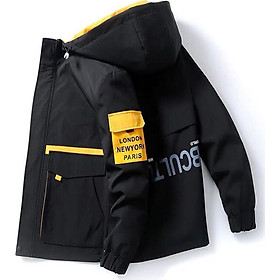 Áo khoác nam JJ04 VANG , khoác dù nam 2 lớp phối nón không tháo rời thời trang hàn quốc trẻ trung cuốn hút Julido mẫu TT02 chất liệu thấm hút mồ hôi dày dặn mặc thoáng mát