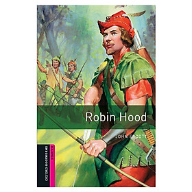 Oxford Bookworms Library (2 Ed.) Starter: Robin Hood