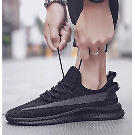 Giày sneaker thể thao nam buộc dây thời trang mới nhất 233