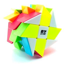 Rubik biến thể QiYi 3x3 Windmill stickerless hiệu QiYi
