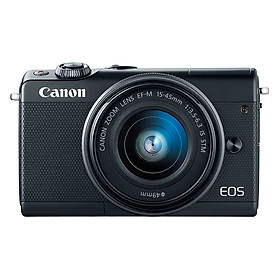 Máy Ảnh Canon EOS M100 KIT 15-45mm - Hàng Chính Hãng