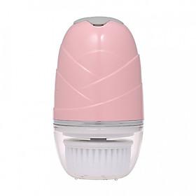 Máy rửa mặt mini 3 đầu Massage (giao màu ngẫu nhiên)