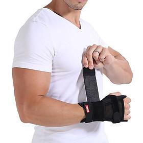 Đai bảo vệ cổ tay, bàn tay chính hãng Aolikes AL1680 (1 chiếc)-3