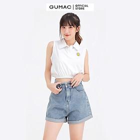 Quần short Jean nữ QJA1177 GUMAC
