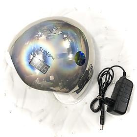 Máy hơ gel sun 5 plus 36 led smart2.0 màu trắng bạc-0