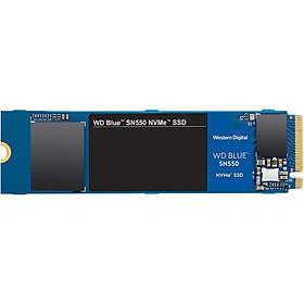 Ổ Cứng SSD WD Blue SN550 500GB NVME M.2 2280 – Hàng Nhập Khẩu