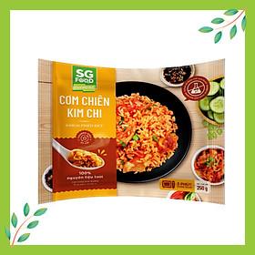 Cơm Chiên Kim Chi SG Food Túi 250g