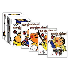 Combo Shin Cậu bé bút chì - Truyện Ngắn 50 tập ( Tái Bản 2019 )